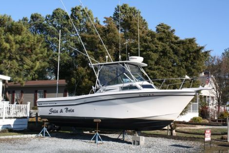 Used Grady-White Trophy-Pro Boats For Sale by owner | 1988 26 foot Grady-White Trophy-Pro