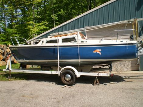 Used Catalina Boats For Sale in Michigan by owner   1974 Catalina C-22 Catalina sail boat