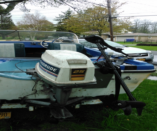 Used Power boats For Sale in Buffalo, New York by owner | 1965 14 foot Other Swiss