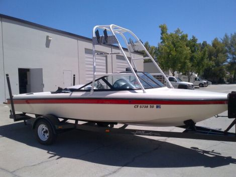 Used MALIBU Boats For Sale in Vallejo, California by owner | 1999 20 foot Malibu Sportster