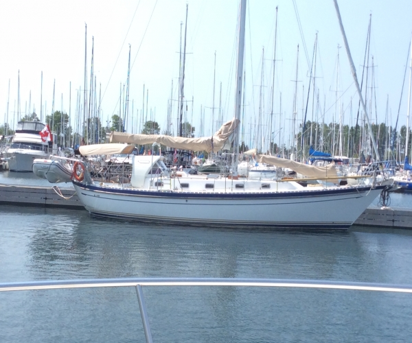 Used Tayana Boats For Sale by owner | 1989 42 foot Tayana Vancouver