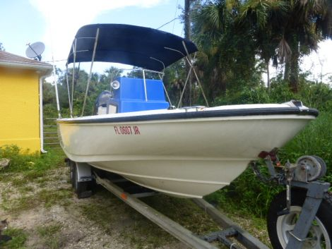 Used Boston Whaler Boats For Sale by owner | 1996 19 foot Boston Whaler Outrage