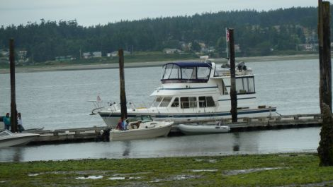 Used Motoryachts For Sale in Washington by owner | 1988 44 foot Nova CPMY Hard top back deck