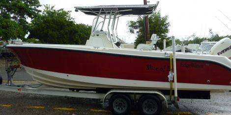 Used Edgewater Boats For Sale by owner | 2006 EDGEWATER 245 CC