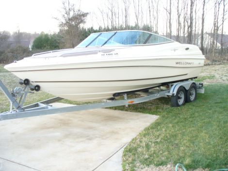 Used Wellcraft Boats For Sale in Hickory, North Carolina by owner   1998 Wellcraft ECLIPSE 2000 SS