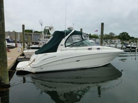 Used Power boats For Sale in Connecticut by owner   2005 Sea Ray 300 Sundancer