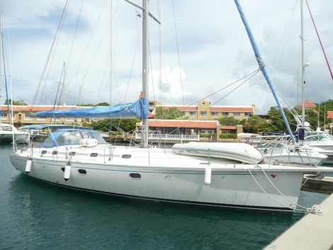 Used Boats For Sale in St Lucia by owner | 2003 Durour Gib'Sea 51