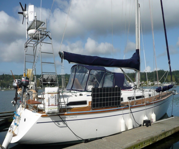 Used Boats For Sale in Washington by owner | 1998 Westerly Ocean 43