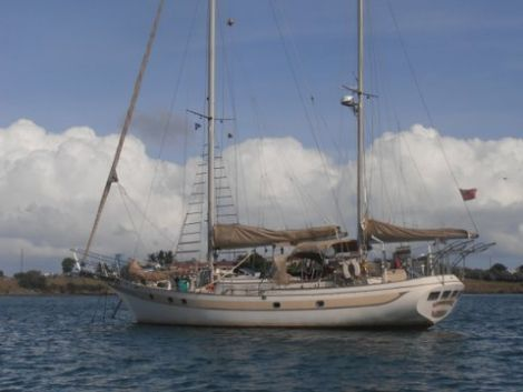 Used Boats For Sale by owner | 1987 Ta Chiao CT54