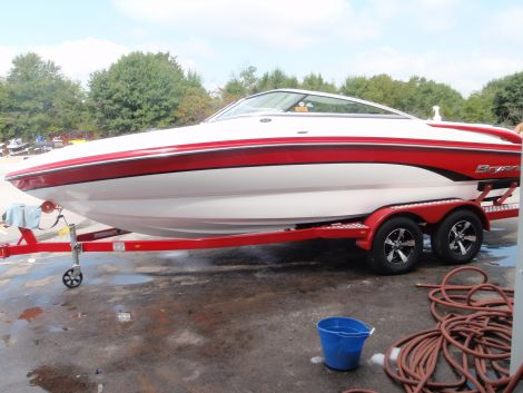 New Bryant Boats For Sale by owner   2014 Bryant 210 with sport porch