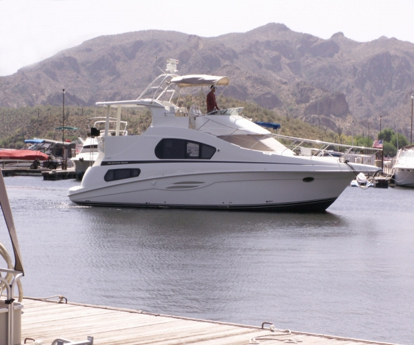 Used Silverton Motoryachts For Sale by owner   2002 Silverton 39MY