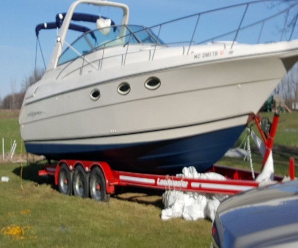 Used Monterey Boats For Sale in Michigan by owner   1999 Monterey 322 Cruiser