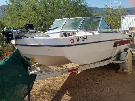 Used Boats For Sale in Arizona by owner | 1977 19 foot MERCURY Marquis