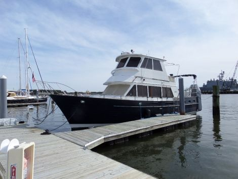 Used Island Gypsy Boats For Sale by owner   1990 44 foot ISLAND GYPSY ISLAND GYPSY
