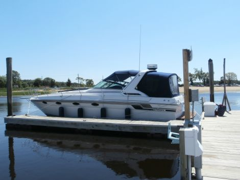 Used Power boats For Sale in Connecticut by owner   1987 Regal 360 Commodore