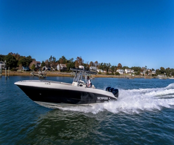 Used Boats For Sale in Fayetteville, North Carolina by owner | 2002 Other Scarab 35