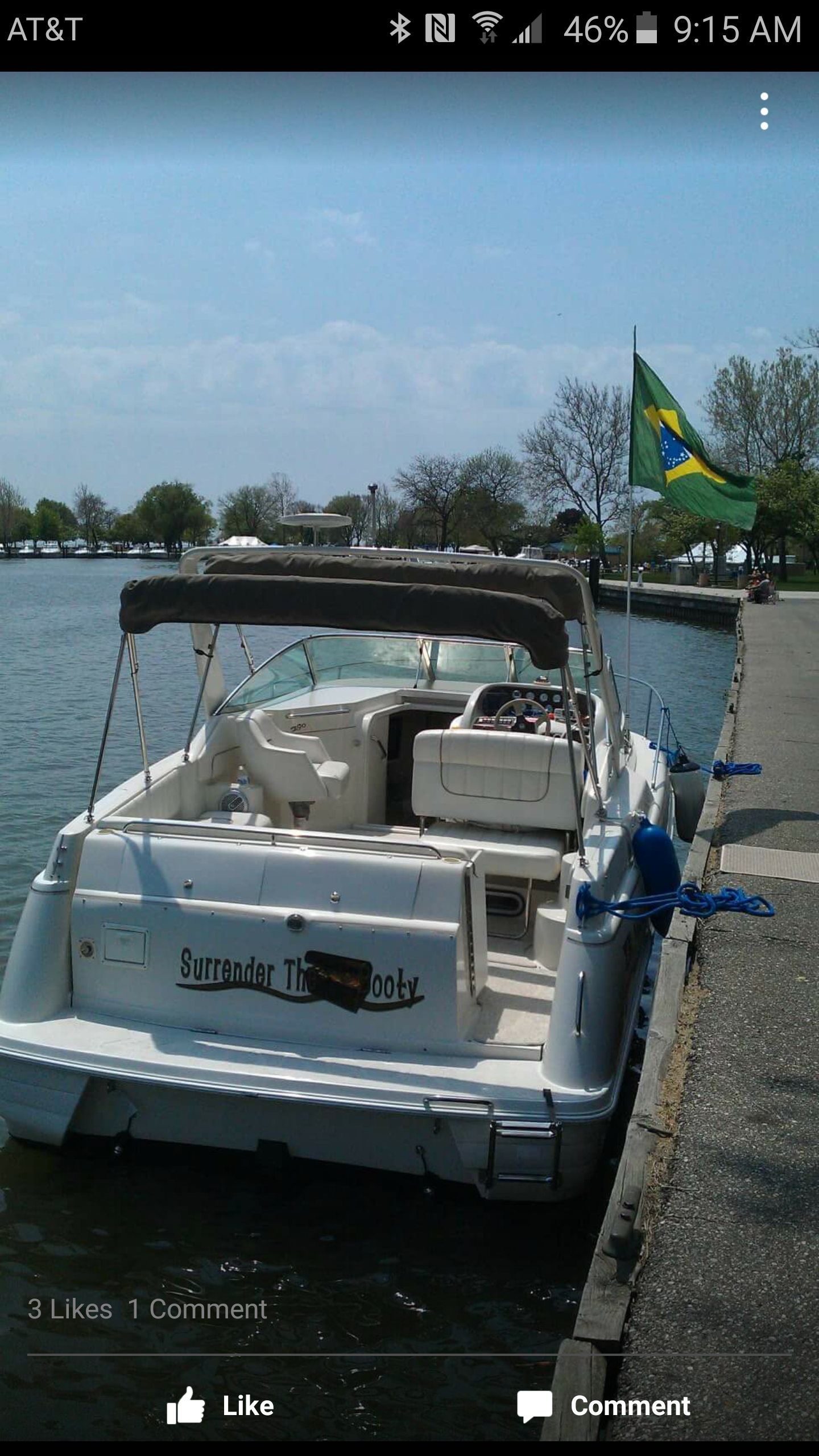 Used Larson Boats For Sale in Michigan by owner   1997 Larson 29 cabrio