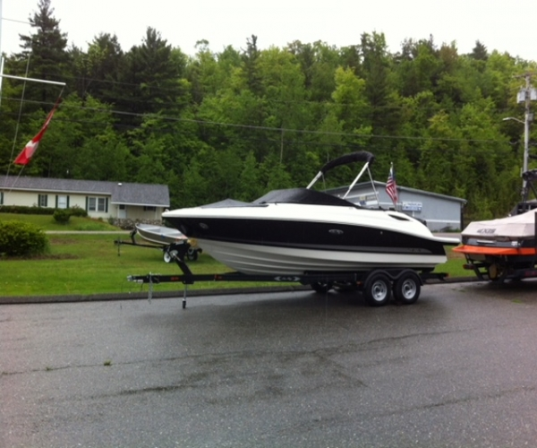 Used Power boats For Sale in Vermont by owner | 2012 Sea Ray 230SLX26