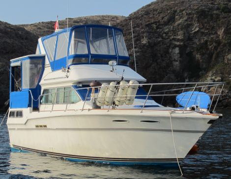 Used Sea Ray Boats For Sale in Santa Maria, California by owner   1984 Sea Ray 360 Aft Cabin