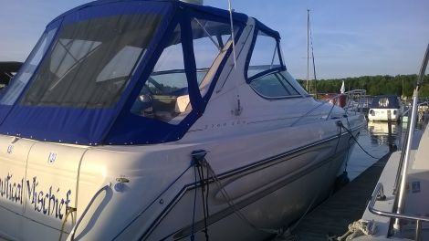 Used Power boats For Sale in Buffalo, New York by owner | 1999 maxum 3700 scr