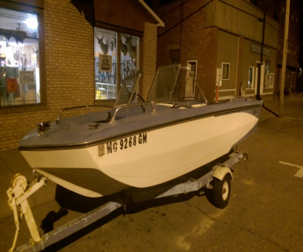 Used Glastron Boats For Sale in Michigan by owner | 1980 Glastron Glastron V156