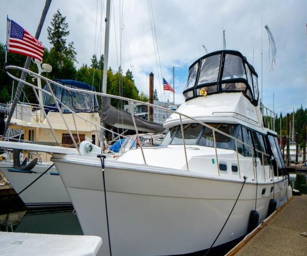Used Bayliner Boats For Sale in Washington by owner | 1990 Bayliner 3288