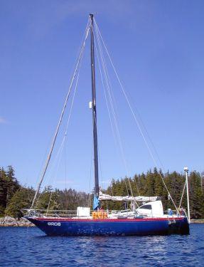 Used Islander Boats For Sale by owner   1974 41 foot Islander Sloop Rig Sailboat