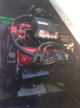 Used Mercruiser Boats For Sale by owner   1993 25 foot mercruiser stingray