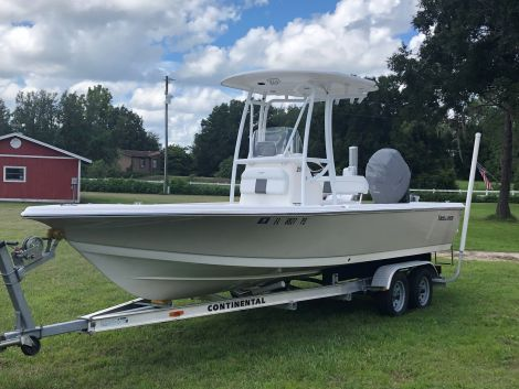 Used Fishing boats For Sale by owner | 2013 Tidewater Baymax 2100