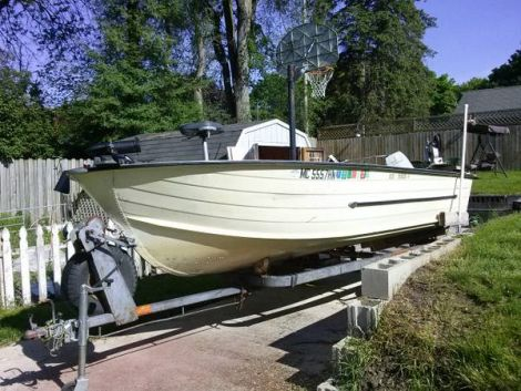 Used Starcraft Boats For Sale in Michigan by owner   1980 18 foot StarCraft Deep V
