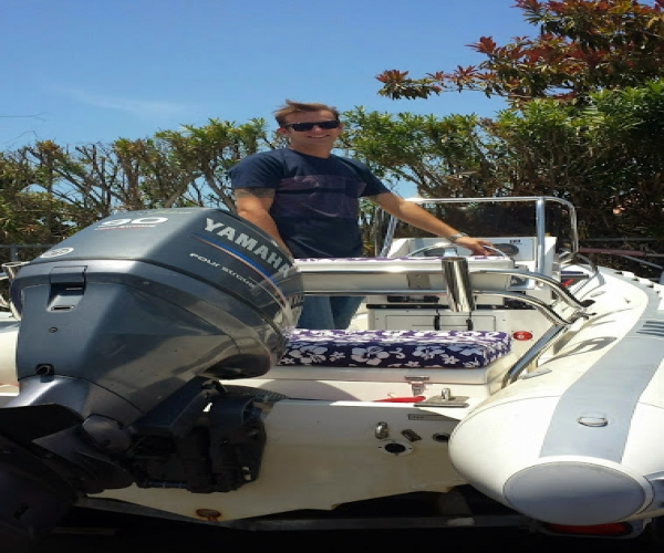 Used Novurania Boats For Sale by owner | 2005 Novurania Deluxe Series 460