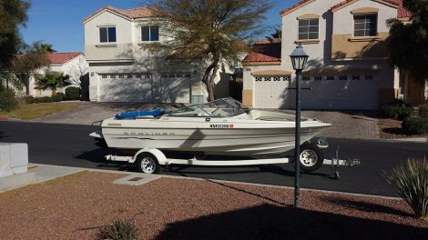 Used Bayliner Small boats For Sale in Nevada by owner | 2001 18 foot Bayliner Capri Classic