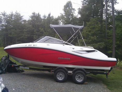 Used Power boats For Sale in Lynchburg, Virginia by owner   2012 SeaDoo 210 Challenger