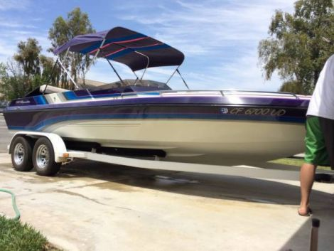 Used Essex Boats For Sale by owner | 1994 21 foot Essex Sterling