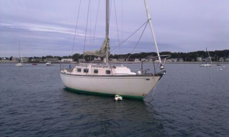 Used Tartan 34c Boats For Sale by owner | 1975 Tartan 34C