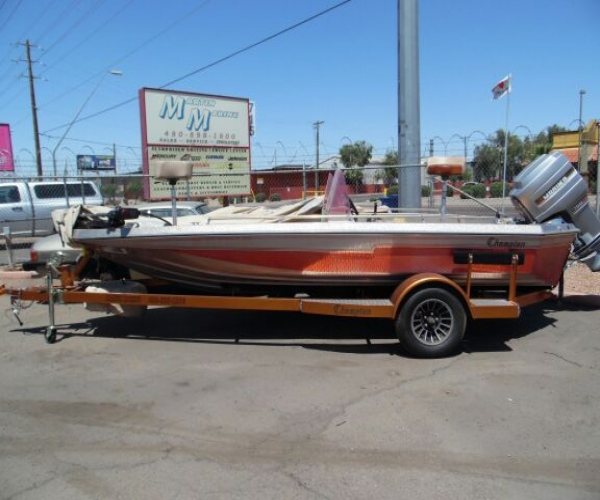 Used Campion  Boats For Sale by owner | 1985 18 foot Campion  bass boat