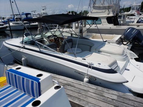 Used Power boats For Sale in Rhode Island by owner | 2003 Cobalt 263