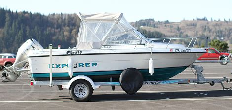 Used Campion  Boats For Sale by owner | 1997 18 foot campion explorer