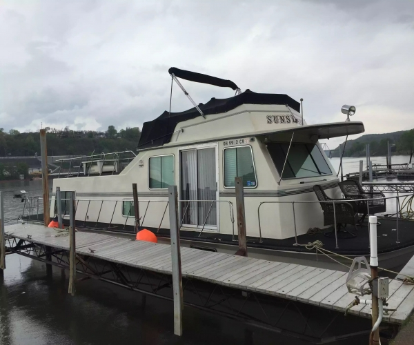 Used Harbor Master Boats For Sale in Youngstown, Ohio by owner | 1985 Harbor Master 470