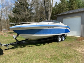 Used Wellcraft Boats For Sale in Michigan by owner | 1989 Wellcraft 233 Eclipse