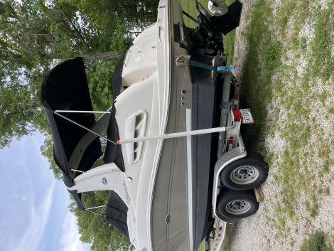 Used Boats For Sale in Youngstown, Ohio by owner | 2007 Sea Ray 260 Sundancer
