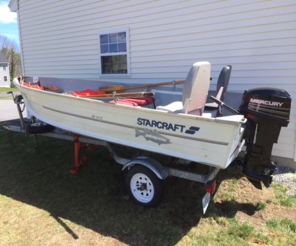 Used Boats For Sale in Maine by owner   1995 Starcraft SF 14 S