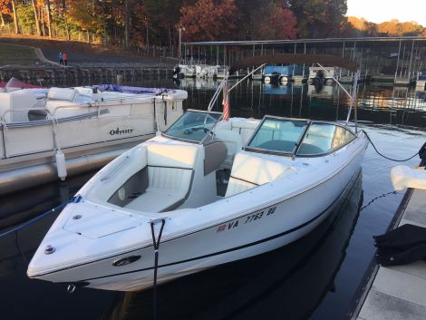 Used Ski Boats For Sale in Hagerstown, Maryland by owner   2003 Cobalt 220