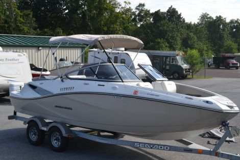 New Power boats For Sale in Allentown, Pennsylvania by owner   2010 Sea Doo (BRP0 210 Challenger, 430 HP