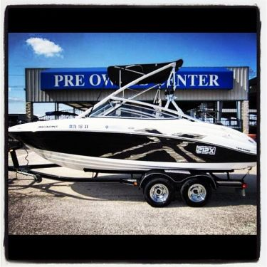 Used Power boats For Sale in Monroe, Louisiana by owner   2008 Yamaha High Output 212X Twin Eng