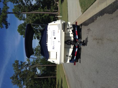 Used Sea Ray Power boats For Sale in Columbia, South Carolina by owner | 2008 24 foot Sea Ray Sundancer
