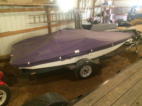 Used Ski Centurion Boats For Sale by owner | 1993 16 foot Ski Centurion Wave comp