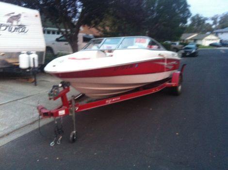 Used Blue Water Boats For Sale by owner | 2008 18 foot Blue water  Breeze