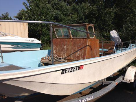 New Boston Whaler Boats For Sale in Massachusetts by owner | 1975 17 foot Boston  Whaler