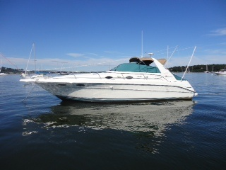 Used Sea Ray 330 Sundancer Boats For Sale by owner   1996 Sea Ray 330 Sundancer cruiser